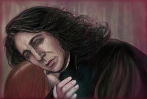 Severus and Lily by Agras