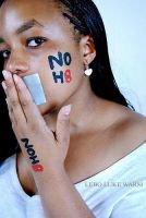 NOH8 CAMPAIGN by Dezziree
