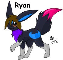 Ryan the Eevee by SnugglePuffs