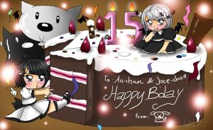 Happy Birthday Aa n Joce by roze-hip-zero