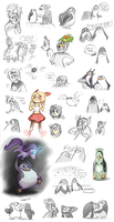 Sketch dump 07 by kancle
