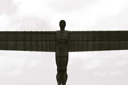Angel of the North by HappySnapper74
