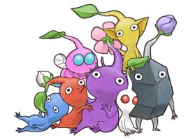 PIKMIN! by WishField