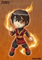Chibi Zuko by Evolvana