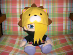 Mah Dei Plush Wit a Kon Hat On by Mellonychan
