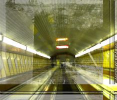 Tunnel Vision Grunge by aibrean