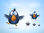 Brid Icon by fengsj