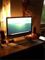 My Workspace by Xe4ro