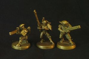 Brass Tau by Marcusstratus