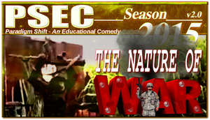 PSEC 2015 The Nature Of War by paradigm-shifting