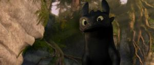 Toothless' Curious Side by lucy-holland