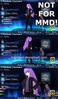 Gakupo - Formals for Project Diva 2+Extend (DL) by nightsail