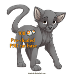 Cat Base by Kamirah