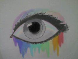 Colored eye practice by tirzacantfail