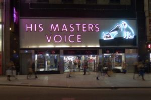 HMV Oxford Street by ggeudraco