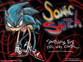 Sonic Switch Wallpaper-Spikes by Comickpro