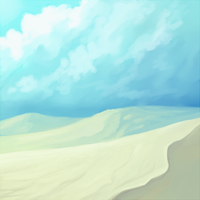 background speedpaint by CitruShark