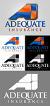 Adequate Insurance Logo by EspionageDB7