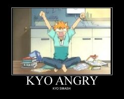 KYO ANGRY by random-weirdo-girl