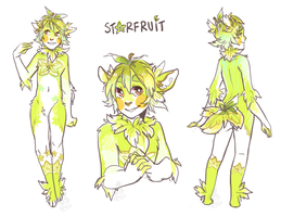 starfruit - ref by alpacasovereign