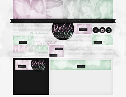 layout ft. Dakota Johnson by Andie-Mikaelson