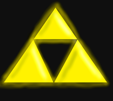 . Triforce . by Tammiikat