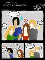 SPOILER- Silly Jacob. by PinkFury