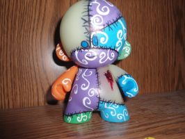 My First Munny by PhantomAmber