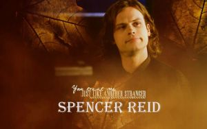 Spencer Reid character by Anthony258