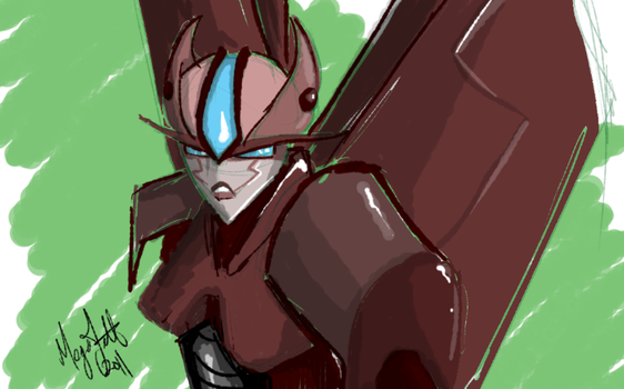 Another TFP Doodle by Miskui