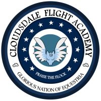 Cloudsdale Flight Academy Seal by Newbiemember