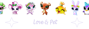 love and pet 3D by trixgirl209