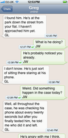 The Personal Text Log of Dr. John Watson Pt. 4b by blissfulldarkness