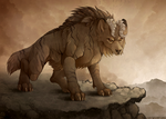 Beast of Fury by MapleSpyder