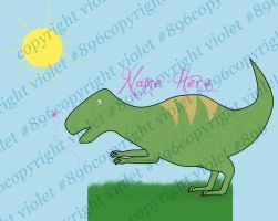 trex layout by renderedsublime
