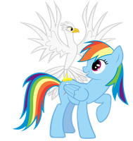 Bronies PL avatar vector by Stabzor
