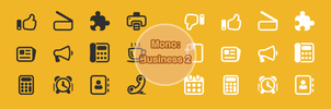 Mono: Business 2 by customicondesign