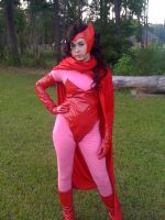 Scarlet Witch 1 by Miss-Marquin