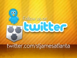 St. James Twitter Page by Treybacca