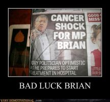 Bad Luck Brian by spalpp