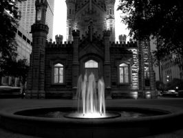 Water Tower I by DanielJButler