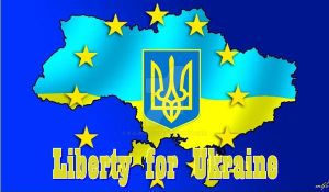 Liberty for Ukraine by F-C-PORTO