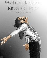 Michael Jackson - King of Pop by SetoAngel01