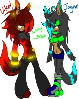 Adoptables! :FINALLY SOLD: by SophiaWolfie