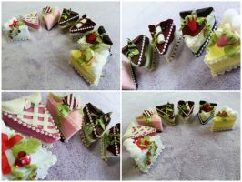 Cake Clip Samples by NoFlutter