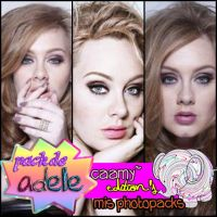 pack 1 de adele by kamilitapiglet