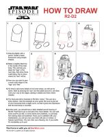 DRAW R2-D2 by grantgoboom