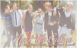 Meet the Cullens by franzi303