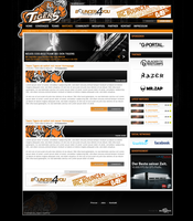 Tigers Clan/Gaming Design 4SALE by BAS-design