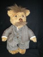 Teddy Roosevelt by thedollmaker